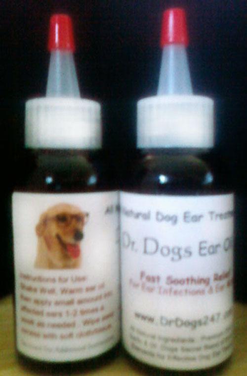 Dr Dogs Ear Oil